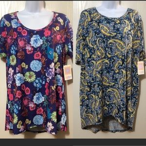 NWT LuLaRoe X-Small Bundle 2 Pcs
